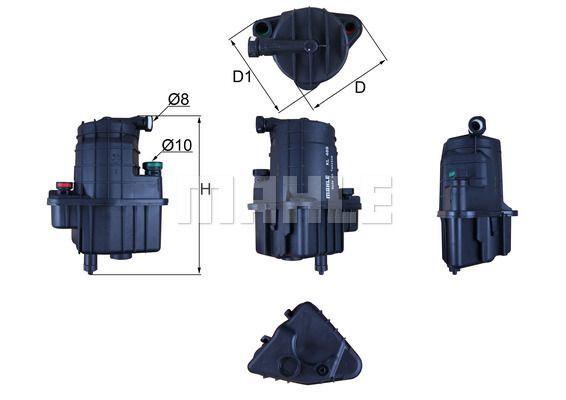 Kraftstofffilter - KL 469
