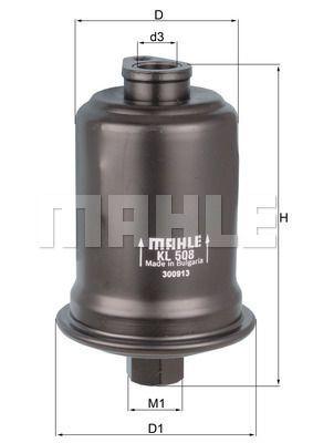 Kraftstofffilter - KL 508