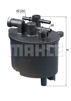 Kraftstofffilter - KL 581