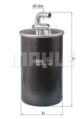 Kraftstofffilter - KL 775