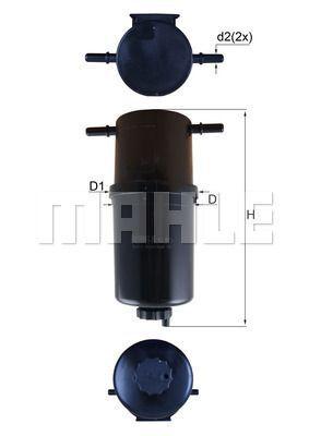 Kraftstofffilter - KL 873