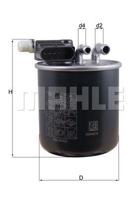 Kraftstofffilter - KL 948