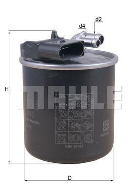 Kraftstofffilter - KL 950