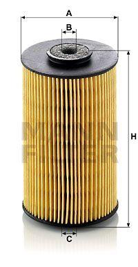 Kraftstofffilter - P 811