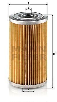 Kraftstofffilter - P 925/2