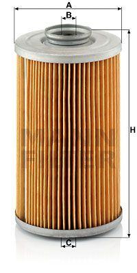 Kraftstofffilter - P 929/1
