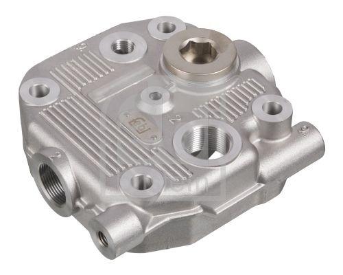 Zylinderkopf, Druckluftkompressor