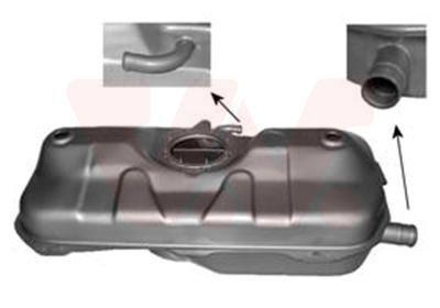 Kraftstoffbehälter
