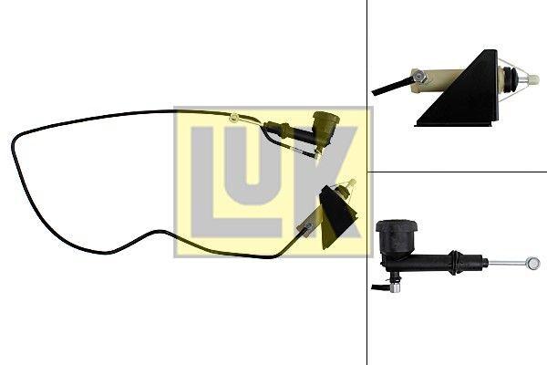 Geber-/Nehmerzylindersatz, Kupplung