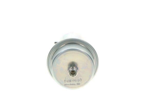 Druckspeicher, Kraftstoffdruck - 0 438 170 017