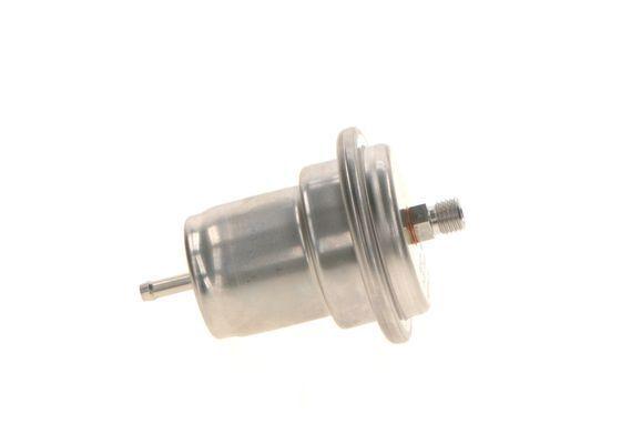 Druckspeicher, Kraftstoffdruck