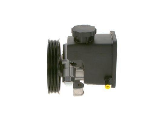 Hydraulikpumpe, Lenkung