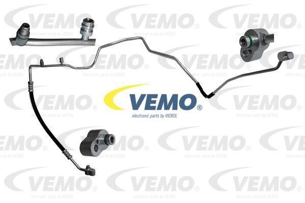 Hochdruckleitung, Klimaanlage Original VEMO Qualität