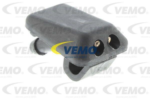 Waschwasserdüse, Scheibenreinigung Original VEMO Qualität