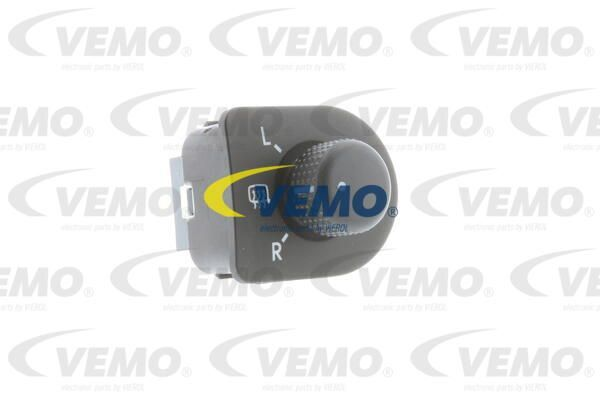 Schalter, Spiegelverstellung Original VEMO Qualität