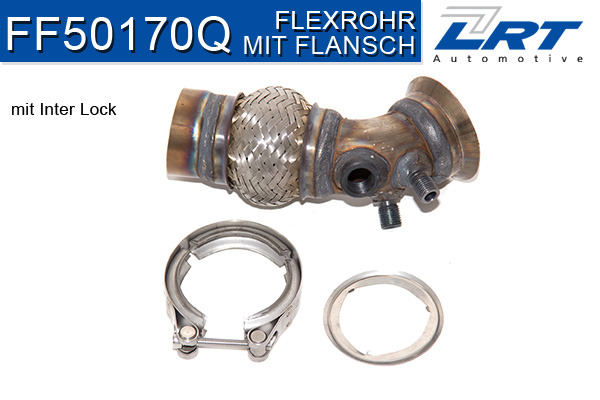 Flexrohr, Abgasanlage