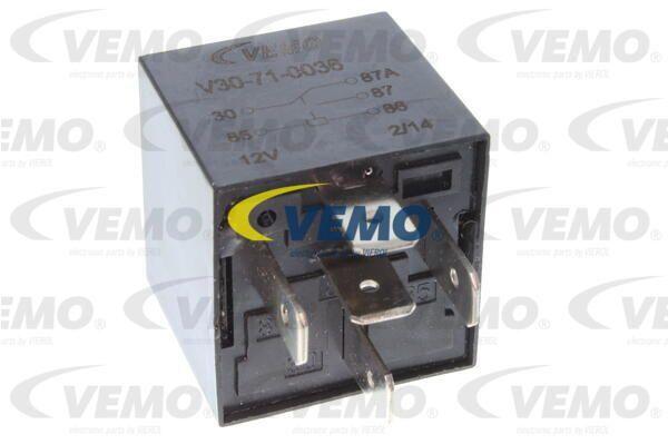 Relais, Kaltstartsteuerung Original VEMO Qualität