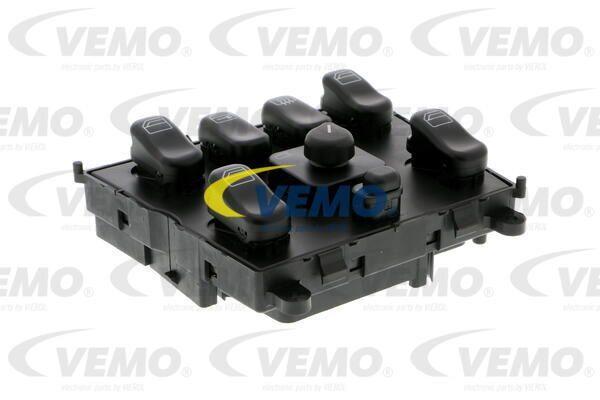 Schalter, Kindersicherung (Türverriegelung) Original VEMO Qualität