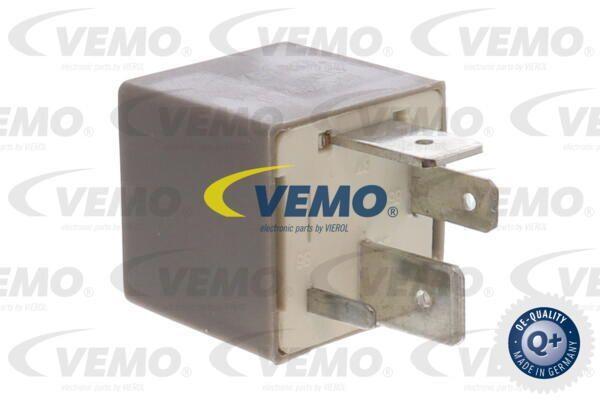Relais, Saugrohrvorwärmung Original VEMO Qualität