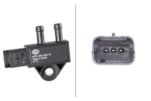 Sensor, Abgasdruck