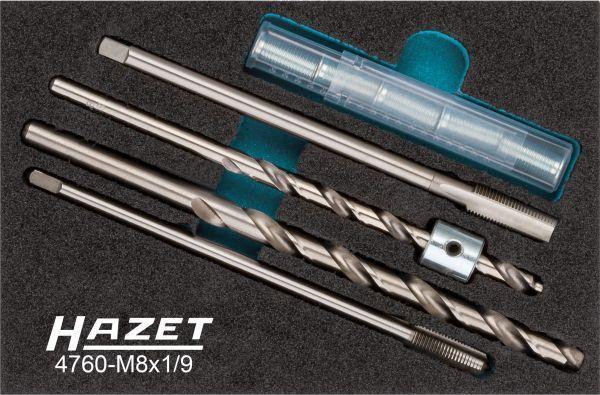 Gewindeschneidwerkzeugsatz, Glühkerze Safety-Insert-System, SmartCase
