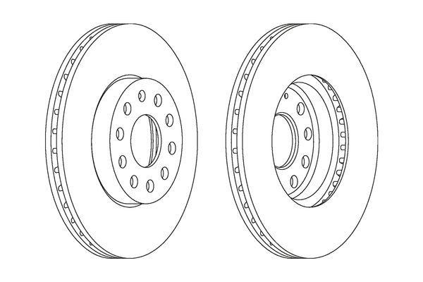 Bremsscheibe PREMIER Coat+ disc