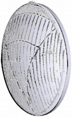 Streuscheibe, Hauptscheinwerfer