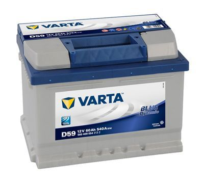 Starterbatterie BLUE dynamic