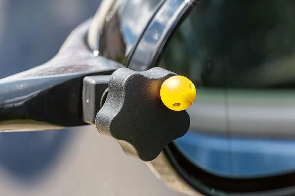 Diebstahlsicherung für Wohnwagenspiegel - 200009