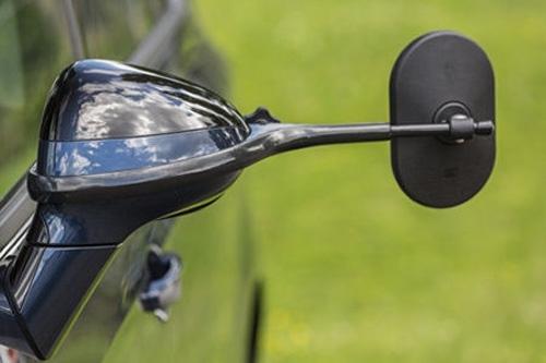 Wohnwagenspiegel Set für BMW