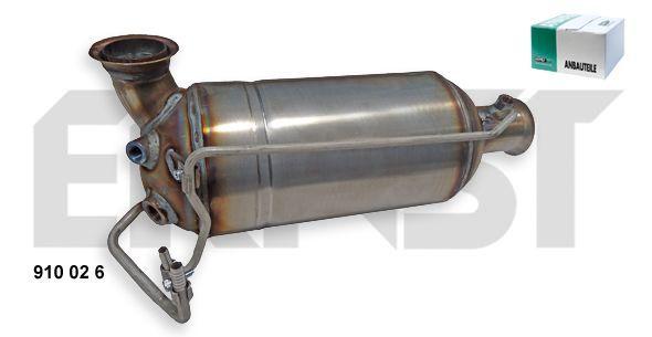 Ruß-/Partikelfilter, Abgasanlage Set