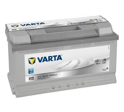 Starterbatterie SILVER dynamic