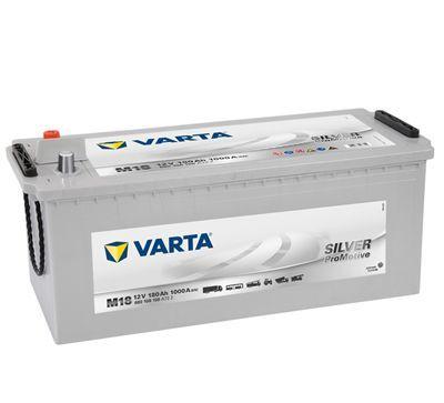 Starterbatterie Promotive Silver