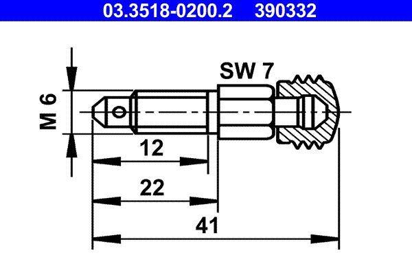 Entlüfterschraube/-ventil