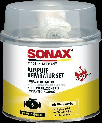 Reparatursatz, Abgasanlage SONAX AuspuffReparaturSet