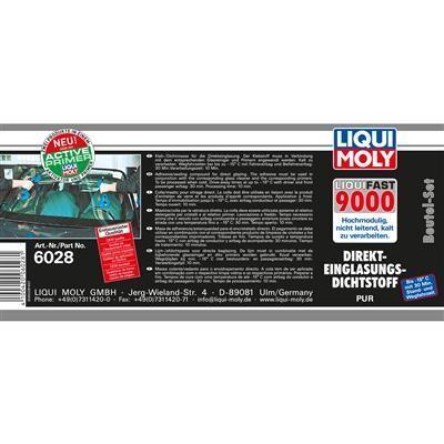 Scheibenklebstoff Liquifast 9000 (Beutel-Set)