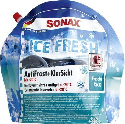 Frostschutz, Scheibenreinigungsanlage Antifrost&KlarSicht bis -20°C IceFresh