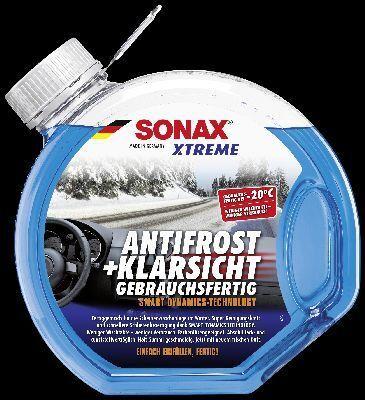 Frostschutz, Scheibenreinigungsanlage XTREME AntiFrost+KlarSicht bis -20°C