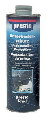 Unterbodenschutz presto UBS Bitumen schw. 1000