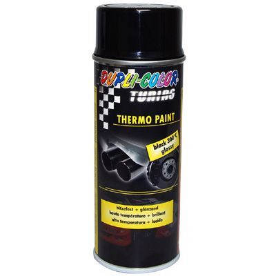 Effektlack THERMO-PAINT black gl.300C 400