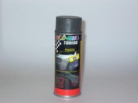 Kunststofflack PLASTIC grey mat 400