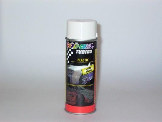 Kunststofflack PLASTIC weiß glzd 400