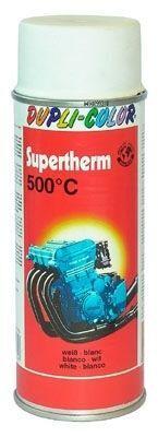 Motor-/Schalldämpferlack SUPERTHERM white 500°C 400