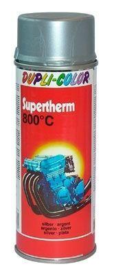 Motor-/Schalldämpferlack SUPERTHERM silver 800°C 400