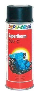 Motor-/Schalldämpferlack SUPERTHERM black 800°C 400 400