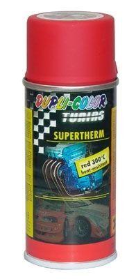 Motor-/Schalldämpferlack SUPERTHERM red 300°C 150