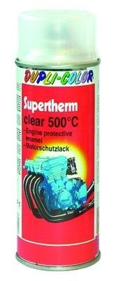 Motor-/Schalldämpferlack SUPERTHERM clear 500C 400