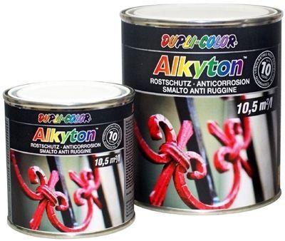 Lack DC Alkyton RAL 9005 hgl. 750