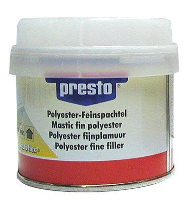 Feinspachtel presto Polyester Feinspa 250g