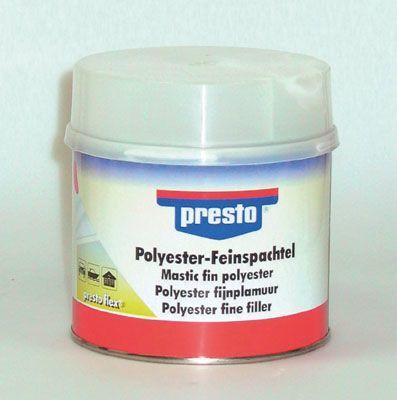 Feinspachtel presto Polyester Feinspa 500g